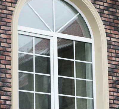 Изготовление пластиковых окон для остекления сооружений