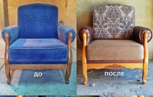 Ремонт мебели. Удобство и эстетика любого жилья.