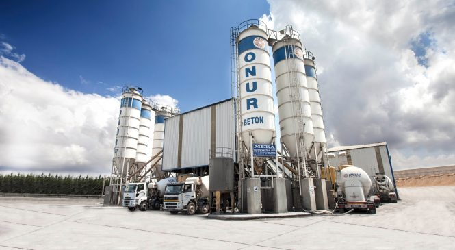 Продукция бетонных заводов