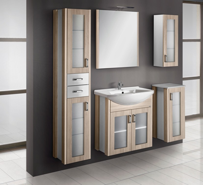 Какого типа купить мебель для ванной, в новую ванную комнату.