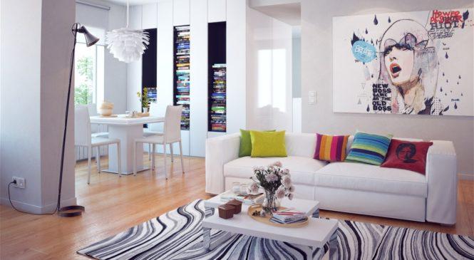 Стоимость дизайн проекта интерьера квартиры