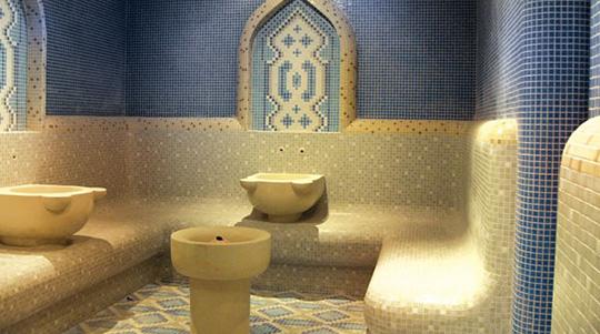 турецкой бани
