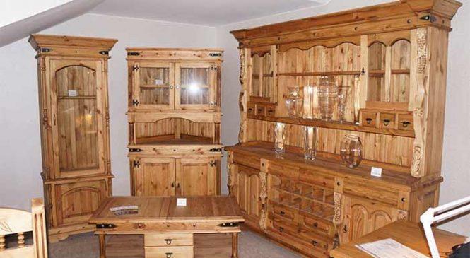 Белорусская мебель из натуральной древесины