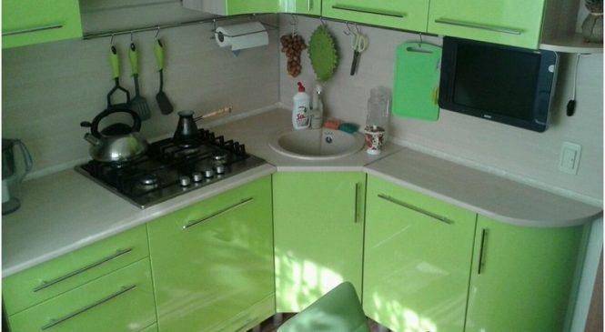 Ремонт кухни в хрущовке