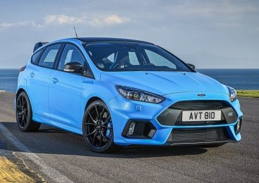 Тест Ford Focus RS